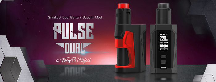 The Vandy Vape Pulse Dual Kit, Setting A New Standard.