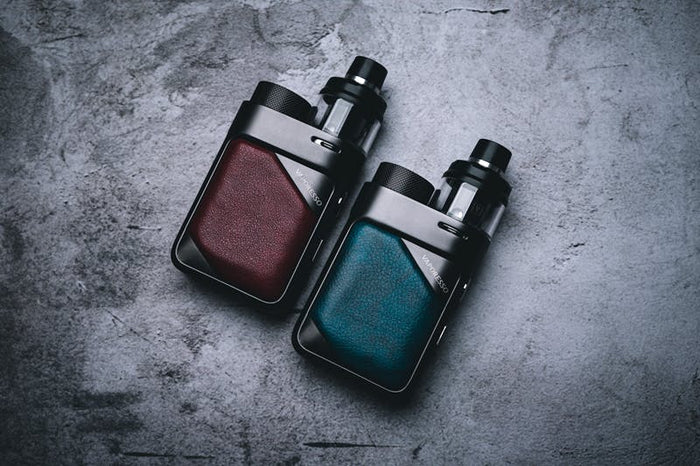 Vaporesso SWAG PX80: IML Screen and Easy Coil Swap