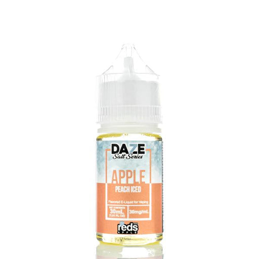 Peach ICE SALT - Reds Apple E-Liquids - 30mL - My Vpro