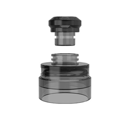 YachtVape Clamore RDA Top Cap and Drip Tip - My Vpro