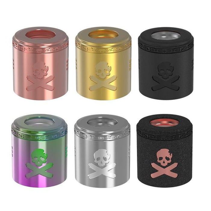 25mm Conversion Cap for Bonza V1.5 RDA - My Vpro