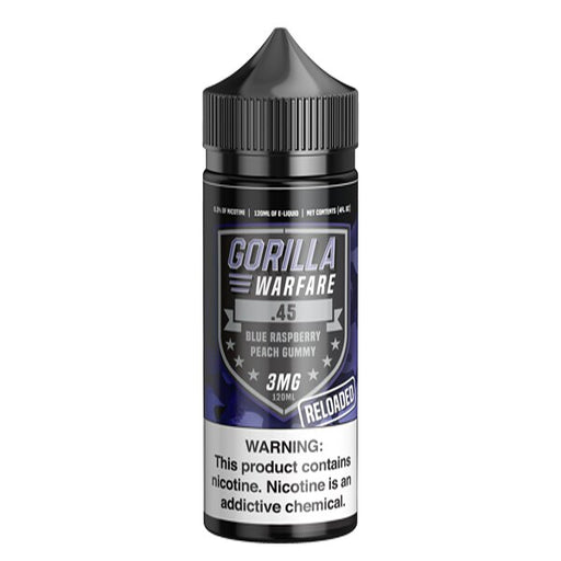 .45 Reloaded - Gorilla Warfare - 120mL - My Vpro
