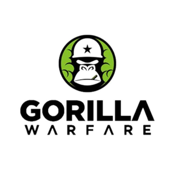.50 BMG Reloaded - Gorilla Warfare E-Liquids - 120ml E-Liquid Gorilla Warfare