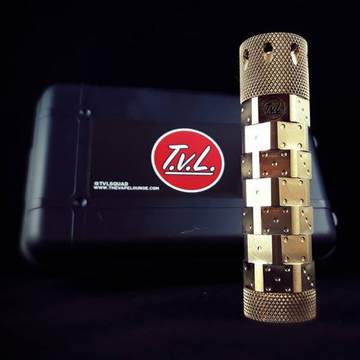 TVL - Hi Five Hi Roller Mechanical Mod Limited First Edition