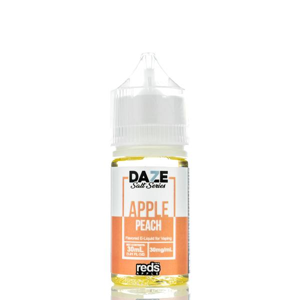 Peach SALT - Reds Apple E-Liquids - 30mL - My Vpro