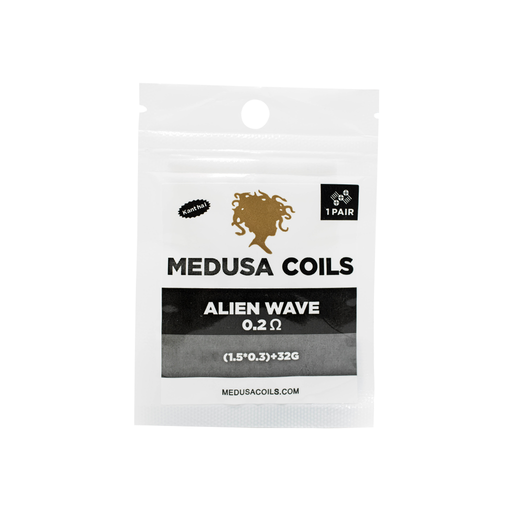 Pre-Built Coils by Medusa Coils - My Vpro