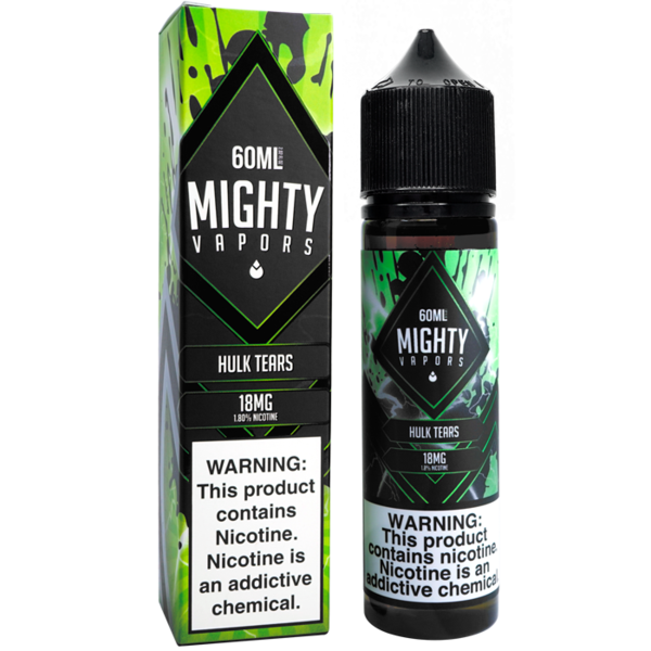 Hulk Tears - Mighty Vapors - 60ml - My Vpro