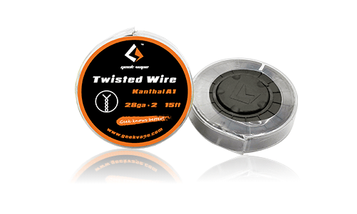 Wire Spool - Twisted Wire by Geekvape