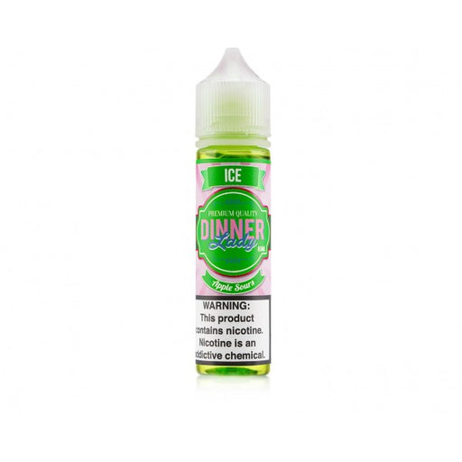 Tuck Shop - Apple Sours ICE - Dinner Lady E-Liquid - 60ml