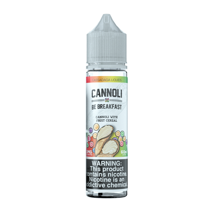 Cannoli Be Breakfast - Cassadaga - 60ml - My Vpro
