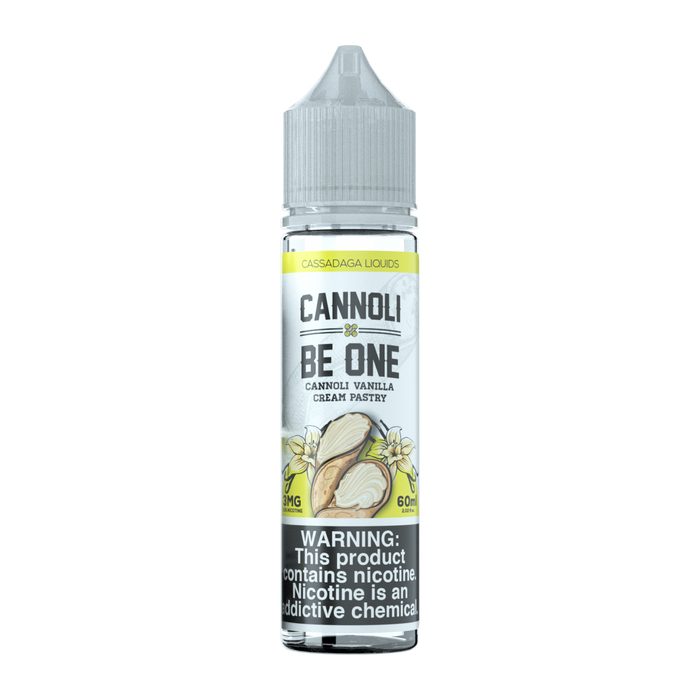 Cannoli Be One - Cassadaga - 60ml - My Vpro