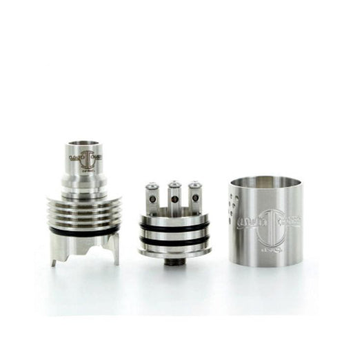 Cloud Chasers Inc. Archon 22mm RDA SS  Cap / Deck