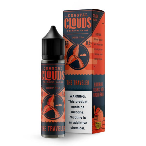 The Traveler - Coastal Clouds - 60mL