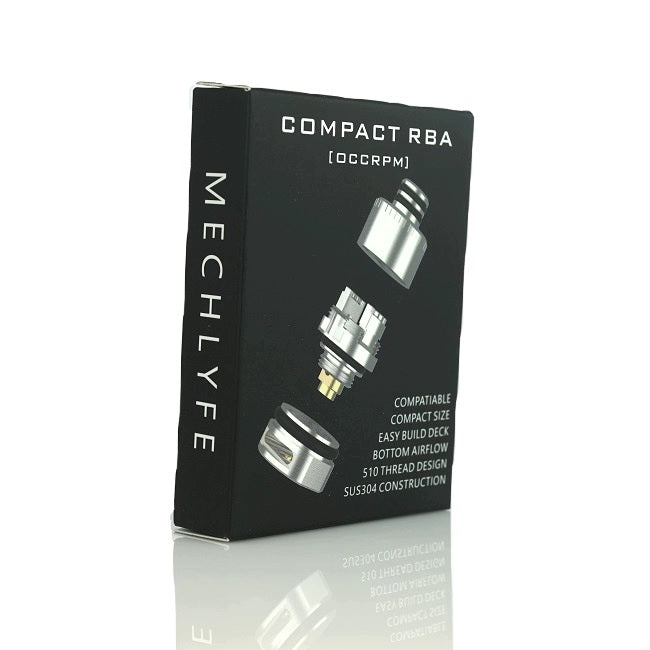 Mechlyfe Compact RBA Deck Kit for Boost / Vinci / RPM / Fetch Mini - My Vpro