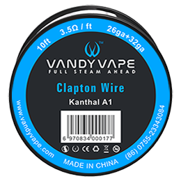 VandyVape Clapton Wires - My Vpro
