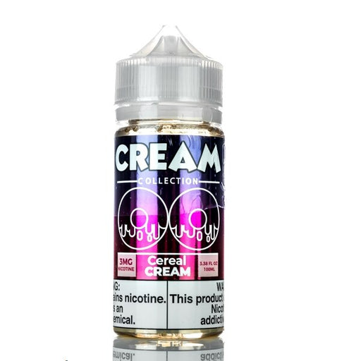 Vape 100 - Cereal Cream - Cream Collection - 100ml