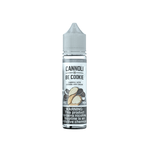 Cannoli Be Cookie - Cassadaga - 60ml