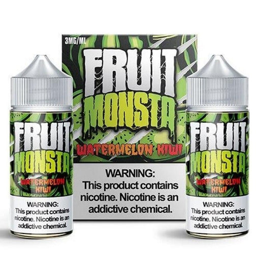 Watermelon Kiwi - Fruit Monsta - 200ml