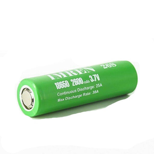 IMREN 18650 26S 2600mAh 38A Battery - My Vpro
