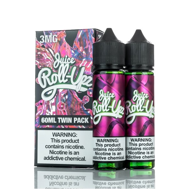 Wild Berry Punch - Juice Roll Upz - 120ml - My Vpro