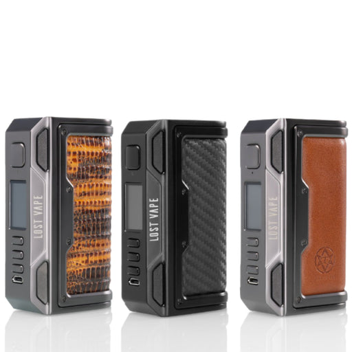 Lost Vape Thelema DNA250c 200w Box Mod - My Vpro