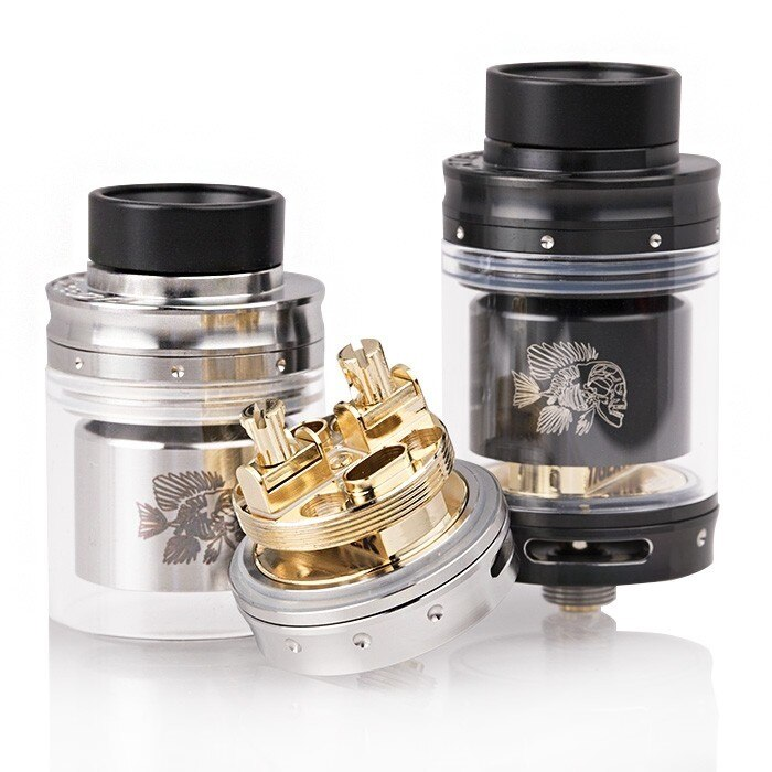 Tigertek - Mermaid RTA 3.5ml