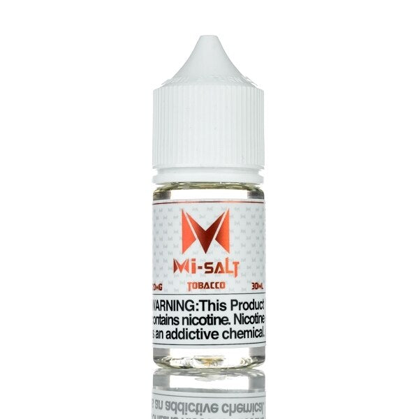 Tobacco - MI-Salt E-Liquid - 30ml