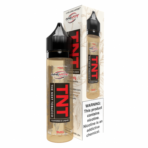 The Next Tobacco - TNT by Innevape Labs - 75mL