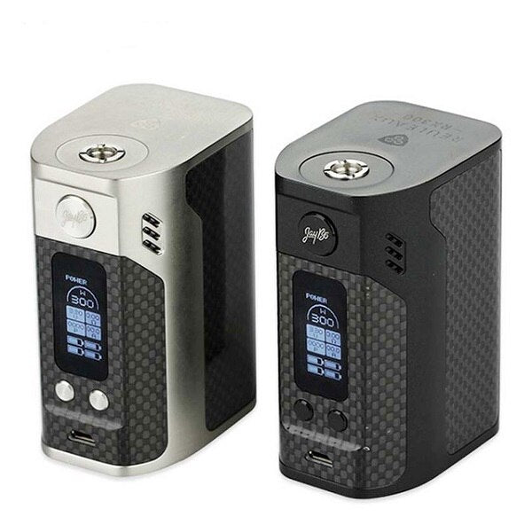 Wismec Reuleaux RX300 TC Box Mod -Leather Edition