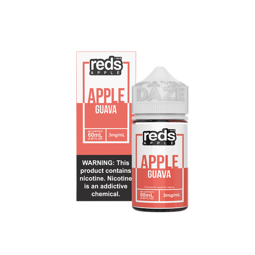 Guava - Reds Apple by 7Daze - 60mL - My Vpro