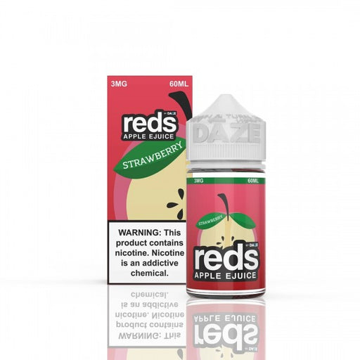 Strawberry - Reds Apple E-Juice - 60mL