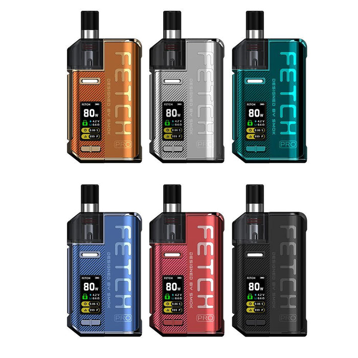 Smok Fetch Pro 80w Pod System Kit - My Vpro