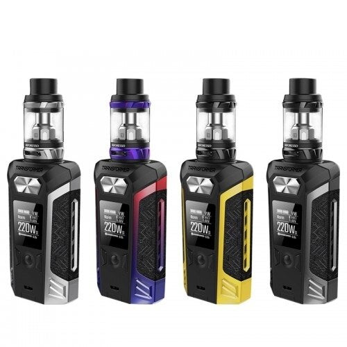 Vaporesso Transformer with NRG Kit 220W | Coming Soon