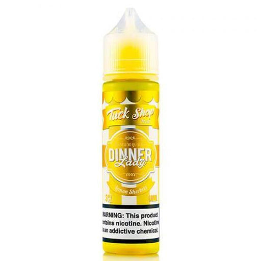 Tuck Shop - Lemon Sherbet - Dinner Lady E-Liquid - 60ml