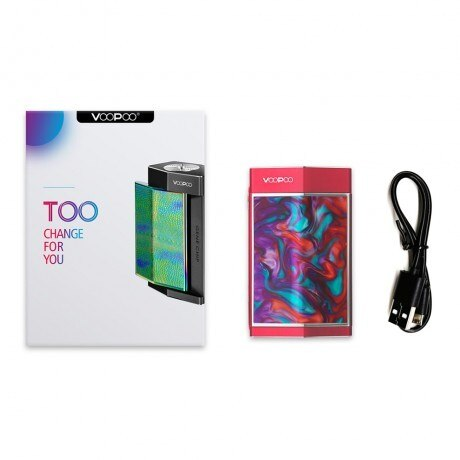 VOOPOO TOO Resin 180W TC Box MOD