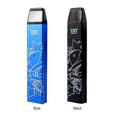 VXV RB Pod Kit 380mAh with Charging Dock