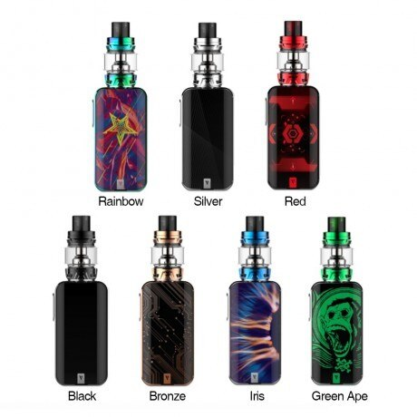 Vaporesso Luxe 220W Touch Screen TC Kit with SKRR Tank