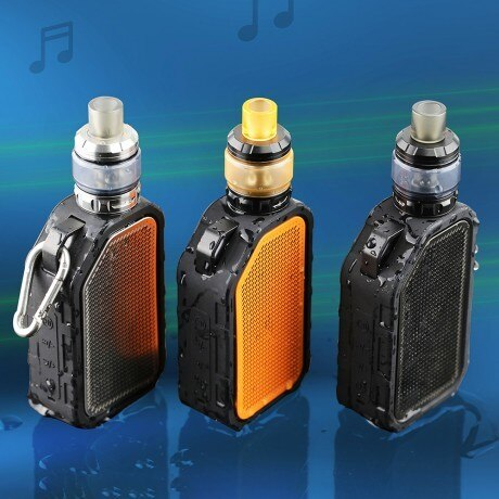 Wismec Active Box Mod with Amor NS Plus
