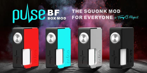 [VandyVape Pulse BF Squonk Box Mod | Special Deal