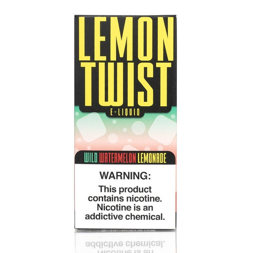 Wild Watermelon Lemonade - Lemon Twist E-Liquids - 120mL (2x60mL)