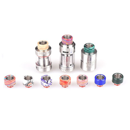 Wotofo - Wide Bore 510 Resin Drip Tip