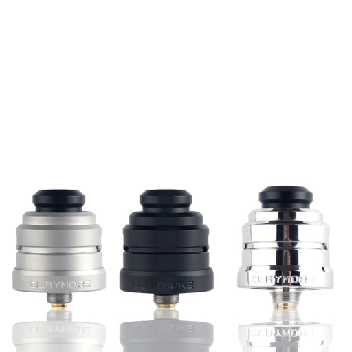 YachtVape Claymore 22mm BF RDA - My Vpro