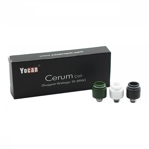 Yocan Cerum Replacement Coils (5 Pack)