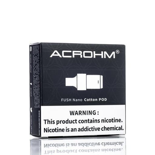 Acrohm Fush Nano Replacement Pod Hardware Acrohm