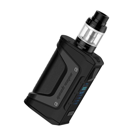 Aegis Legend 200W TC Box Mod Kit with Aero Mesh Tank Hardware Geek Vape