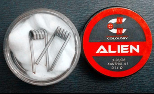 Alien Performance Prebuilt Coils by Coilology Hardware Coilology