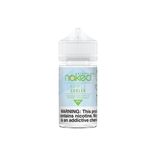 Apple - Naked 100 E-Liquids - 60mL - My Vpro