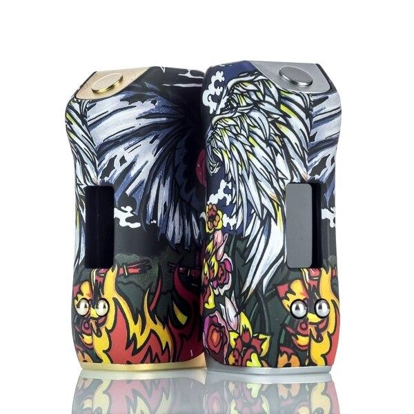 Asvape - Gabriel Choice 80w TC Box Mod Hardware ASVAPE