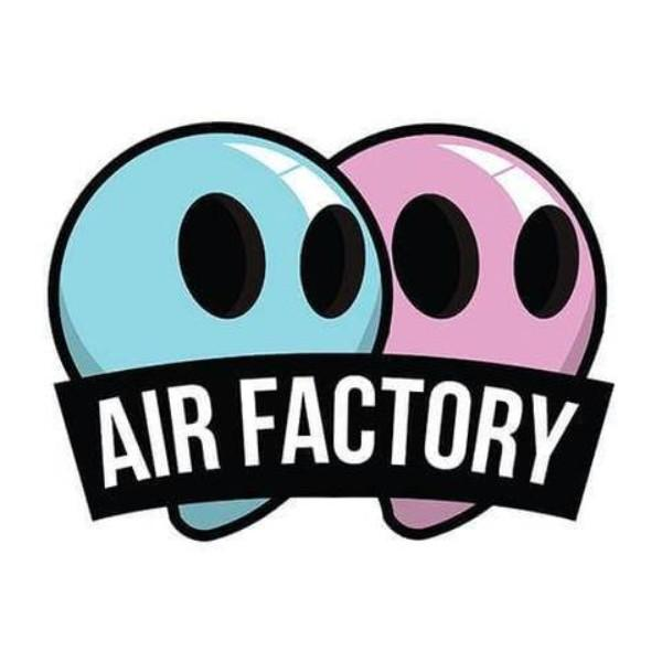 Blue Razz - Air Factory E-Liquid - 100ml - My Vpro