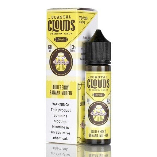Blueberry Banana Muffin - Coastal Clouds - 60ml - My Vpro